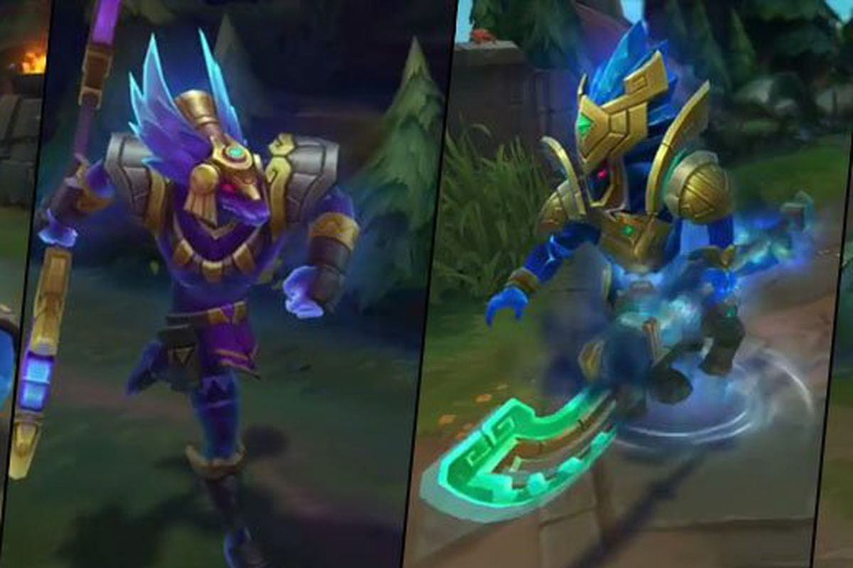 Worldbreaker Skins For Trundle Hecarim Nautilus And Nasus Revealed