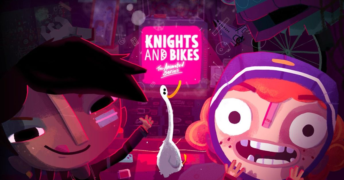 Knights and Bikes, indie co-op darling, is getting a TV show