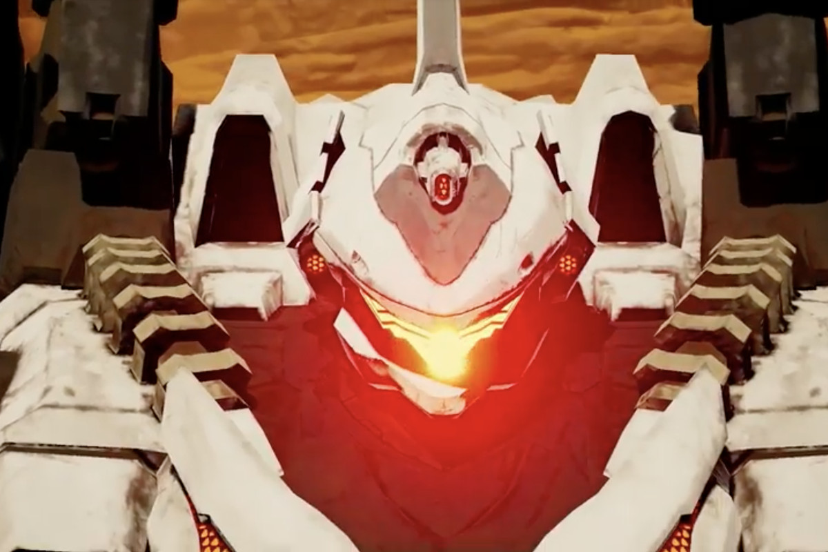Daemon X Machina Is A Wild Looking Mech Game For The Nintendo Switch The Verge