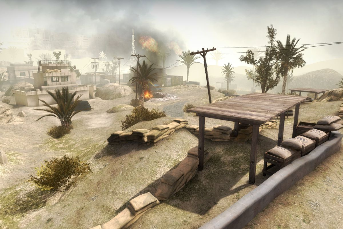 Insurgency's first major update Molotov Spring to add free