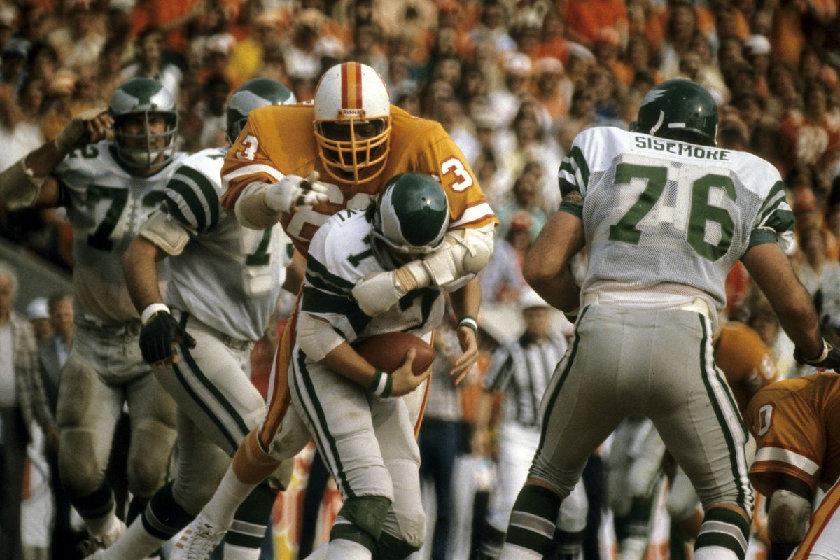 1979 NFC Divisional Playoff Game - Philadelphia Eagles v Tampa Bay Buccaneers