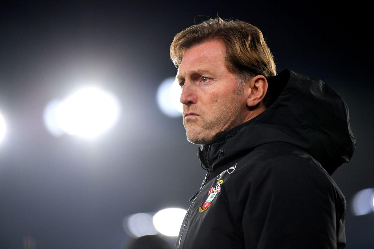 Southampton FC manager Ralph Hasenhuttl's Saints hit a snag against West Ham on Thursday in the Premier League