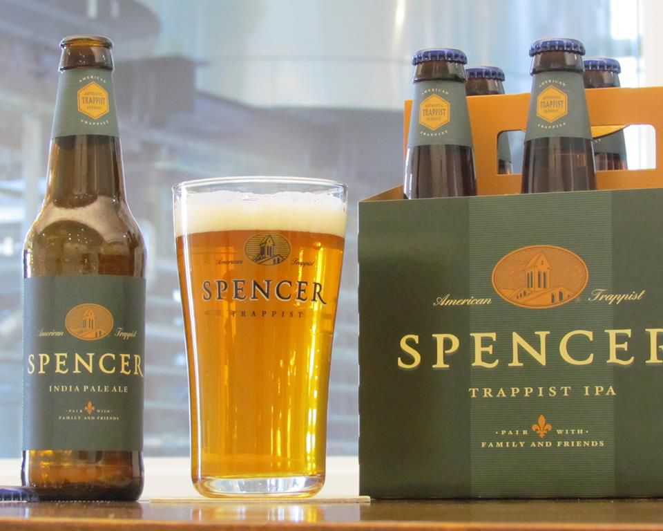 Spencer Brewery's Trappist IPA