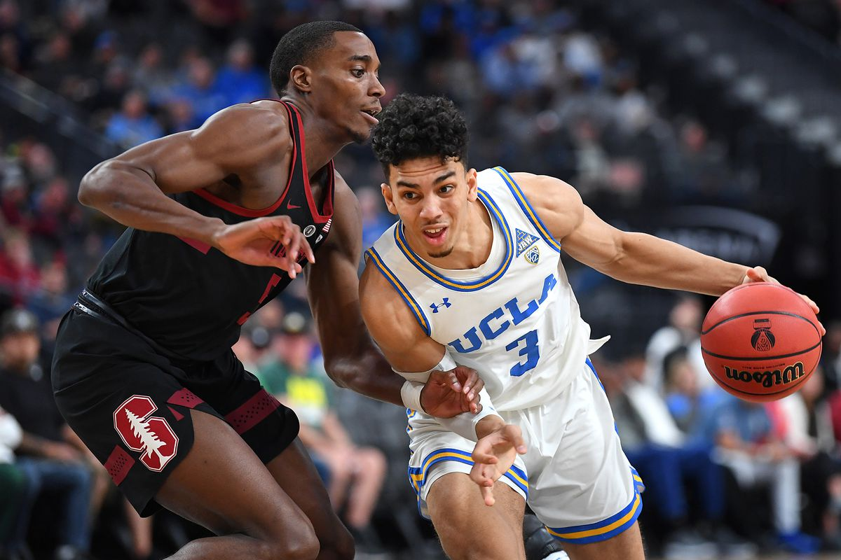 NCAA Basketball: Pac-12 Conference Tournament-Stanford vs UCLA