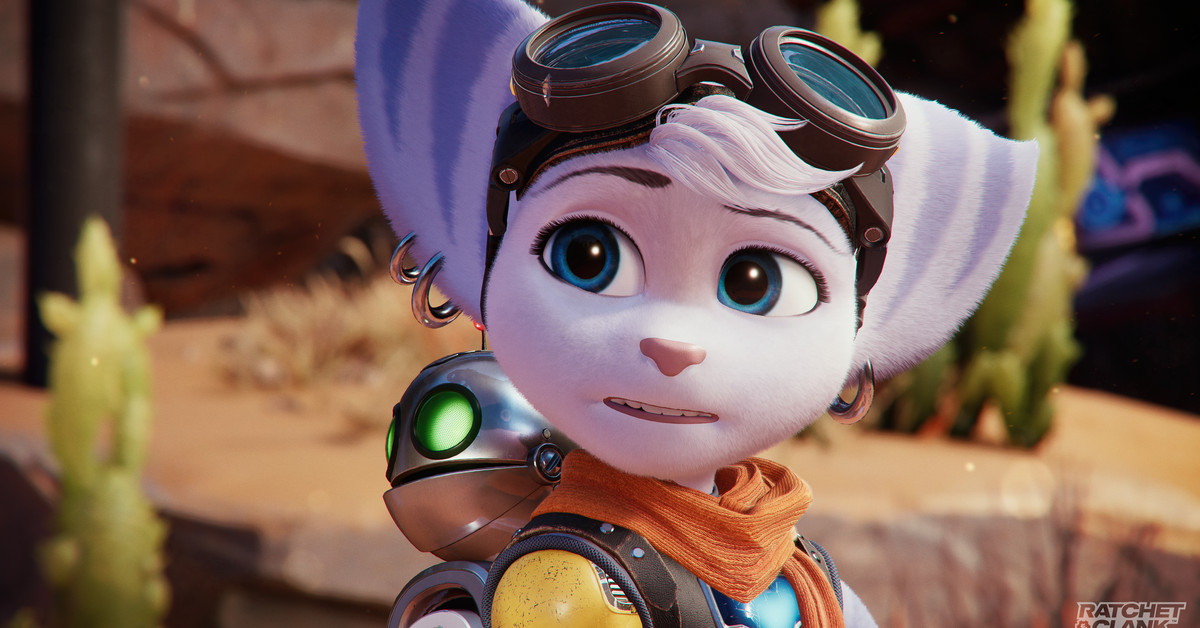 A nerdy PS5 chat with Ratchet & Clank: Rift Apart's tech director