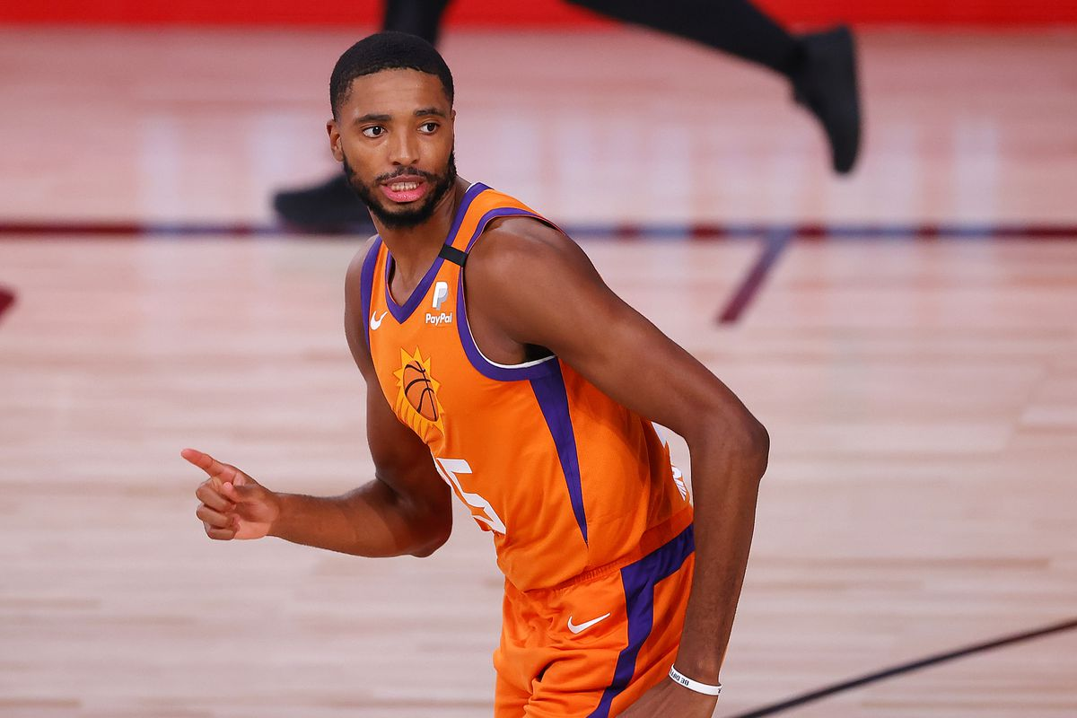 Case Study: Mikal Bridges is one of the best defenders in the NBA - Bright  Side Of The Sun