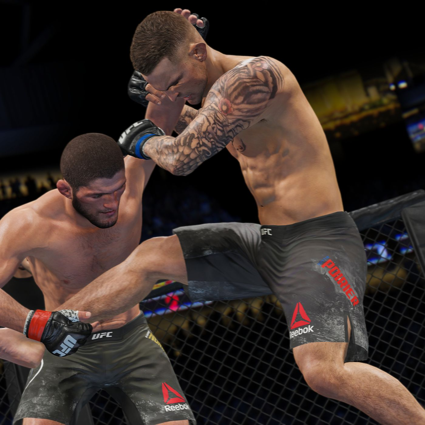 Ea Sports Ufc 4 Delivers Simpler Controls But Still Asks A Lot Of Fighters Polygon