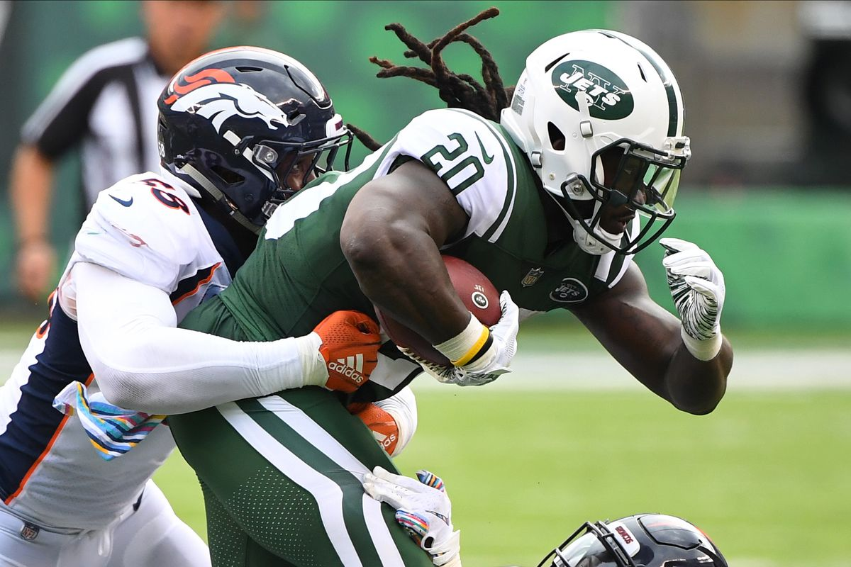 huge discount f178b 2161e Isaiah Crowell named AFC Offensive Player of the Week - Gang ...