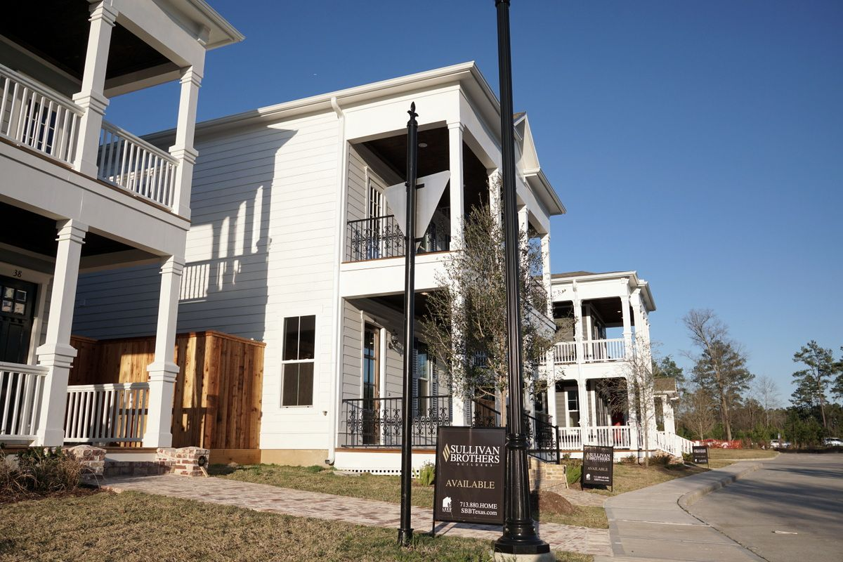 Homes for sale in Houston.