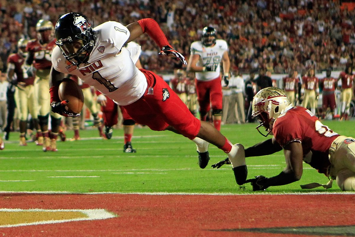 Martel Moore is jumping from the Orange Bowl to the Georgia Dome.
