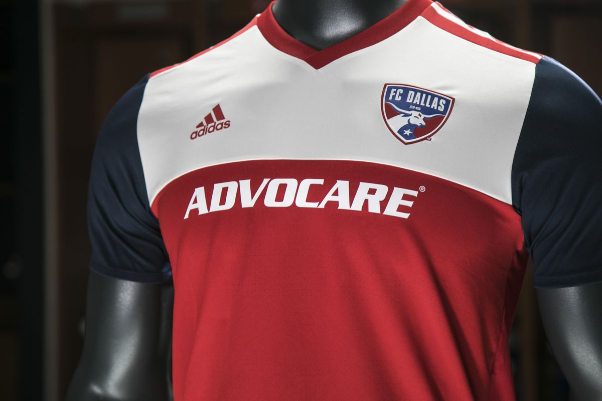 new arrival 7b6ff b2a1d FC Dallas reveals 2018 primary kit - Big D Soccer