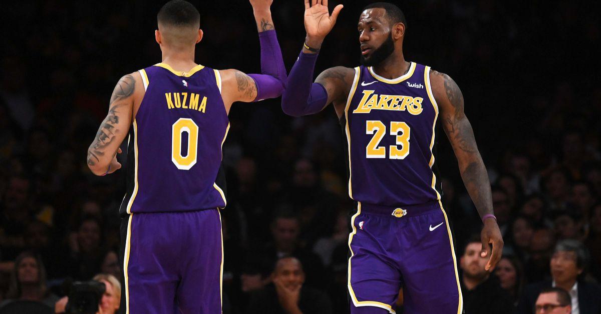 LeBron James, Kyle Kuzma headline NBA All-Star weekend for the Lakers