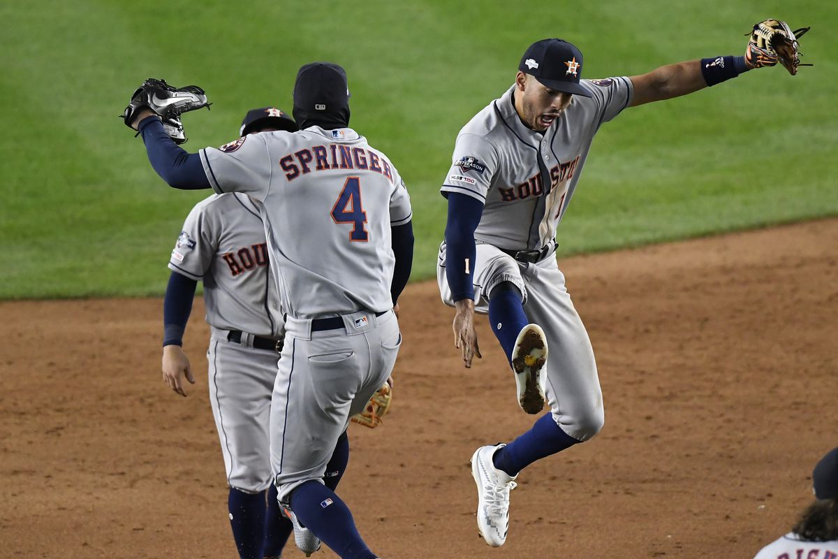 MLB Trade Rumors and News: Astros thump Yankees to move one win away from the World Series