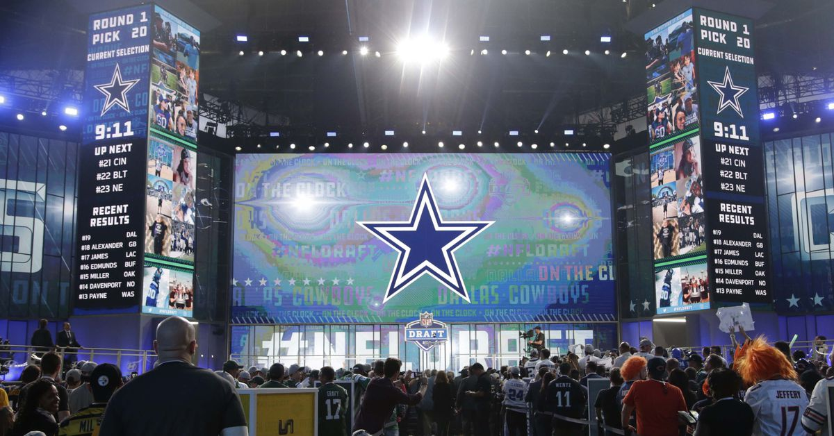 Kiper & McShay three-round mock draft: Cowboys score big-time in the second round