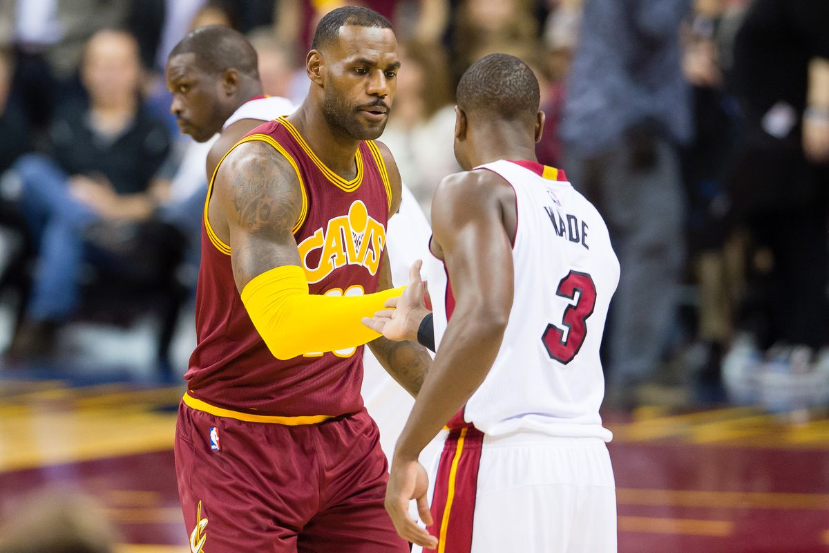 e7d55569bfd Breaking: Dwyane Wade to sign with the Cleveland Cavaliers - Hot Hot ...