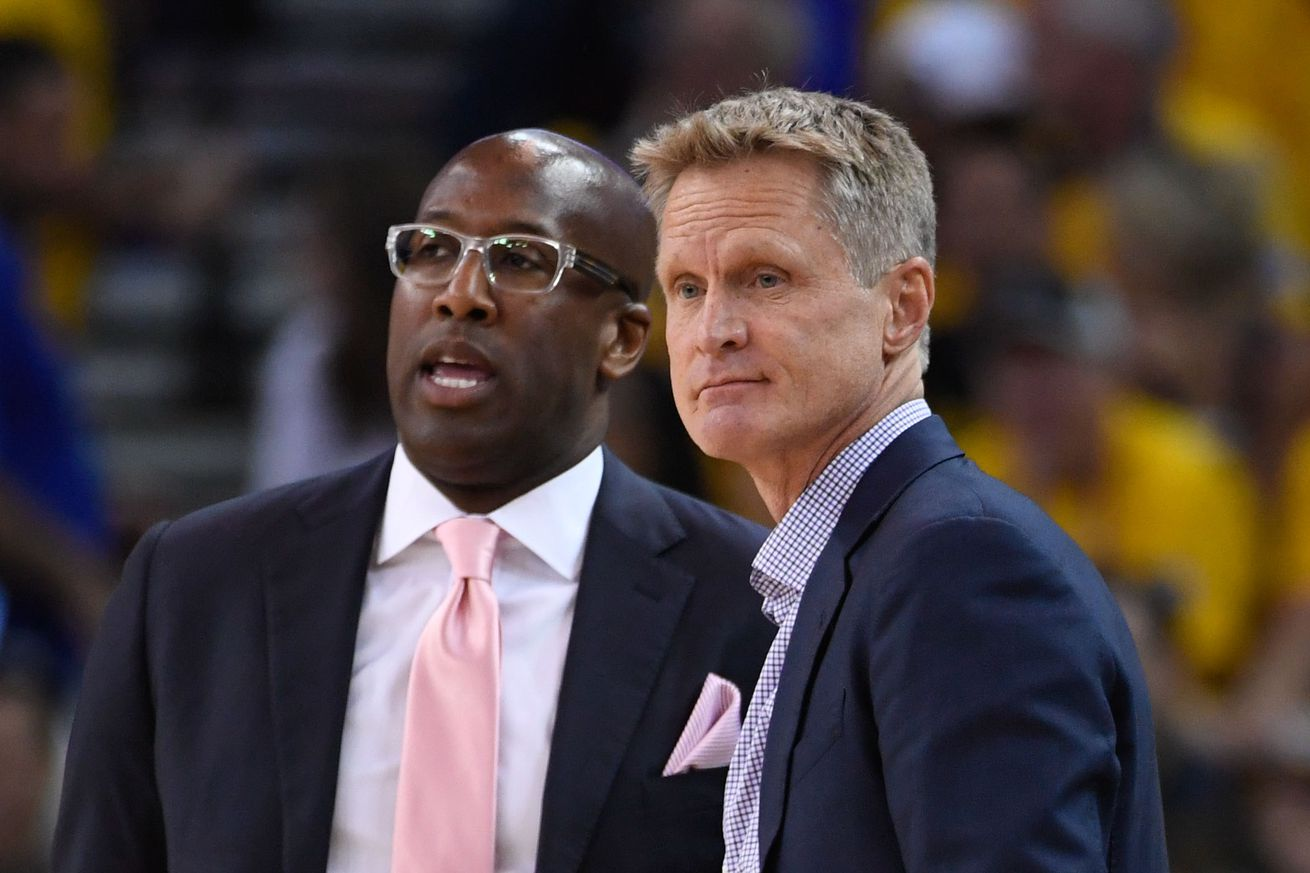 Season Review, Part 1: Steve Kerr and Mike Brown were a coaching dynamic duo, tag-team style