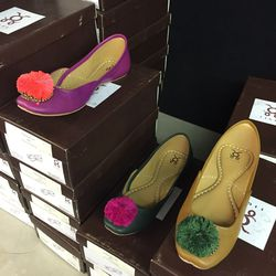 Figue shoes, $35