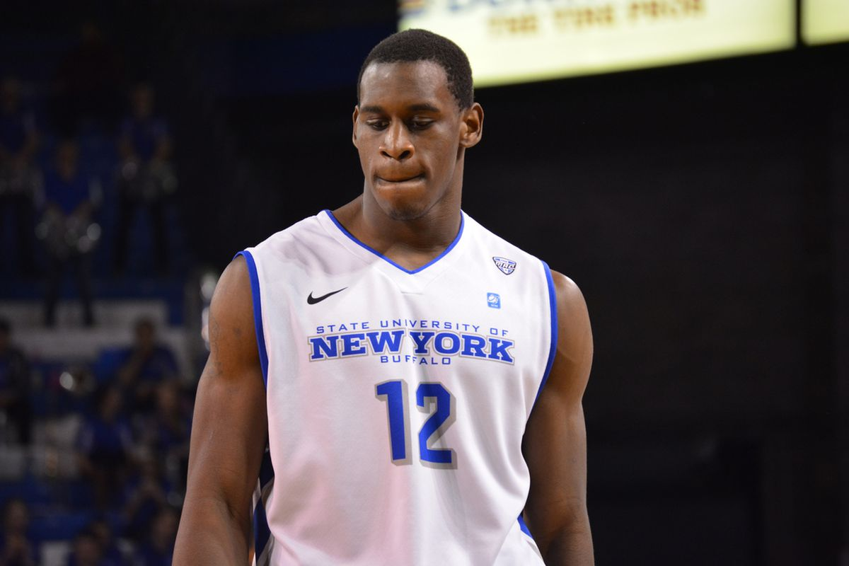 Javon McCrea scored 18 points and pulled down eight board in the loss