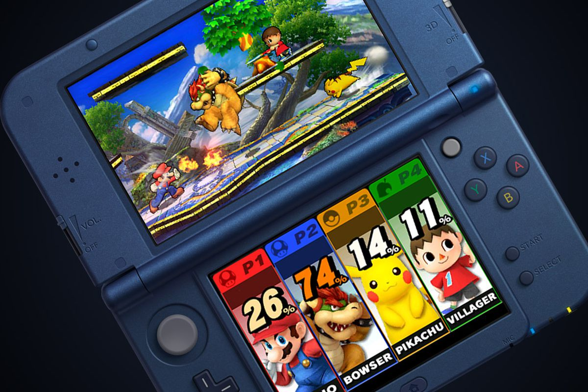 Nintendo pledges to keep making games for Nintendo 3DS ...