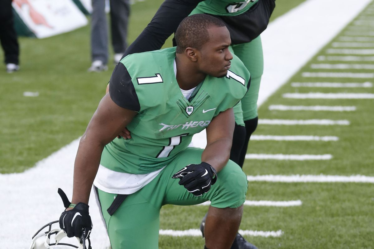 A disappointing Saturday spelled a big drop in the CTR for Marshall