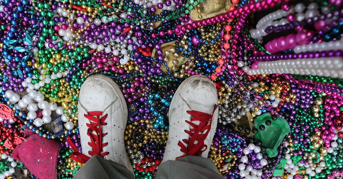 Mardi Gras Recycling Locations In New Orleans Curbed New