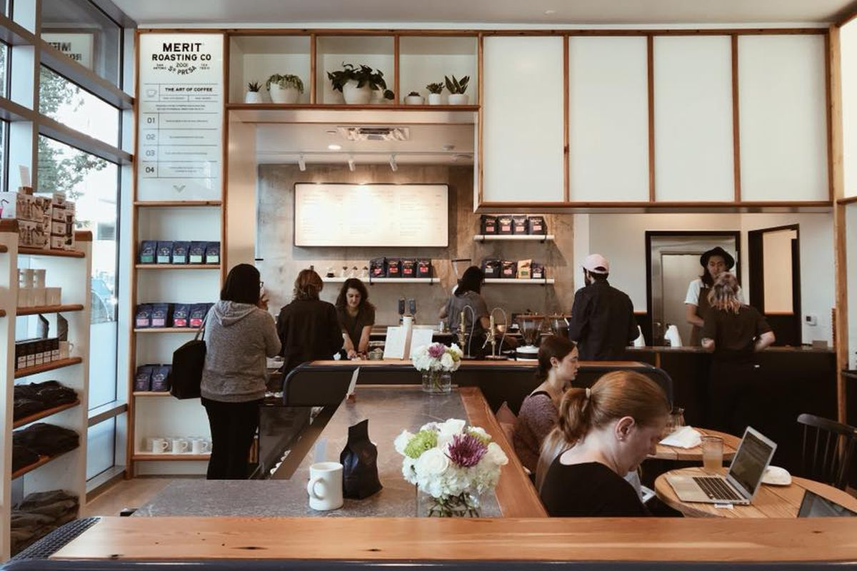 San Antonio S Merit Coffee Shop Opens First Austin