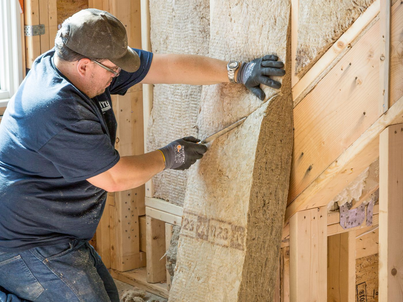 How to Add Wall Insulation in an Old House without Damage - This