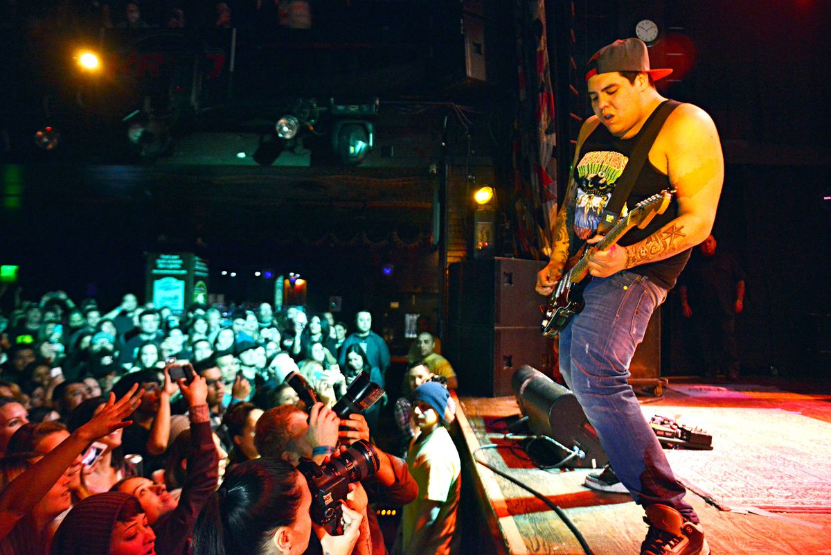 Sublime With Rome Plays Benefit Concert At House Of Blues - Anaheim, CA