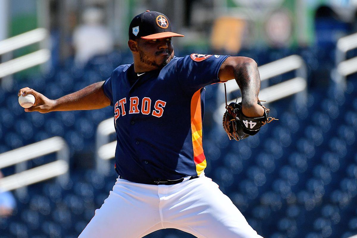 MLB: Spring Training-New York Mets at Houston Astros