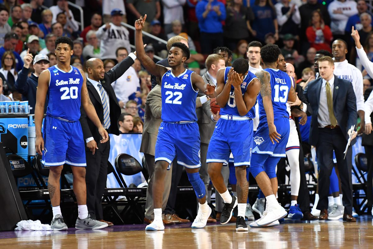 seton hall pirates 2018-2019 non-conference schedule analysis - big