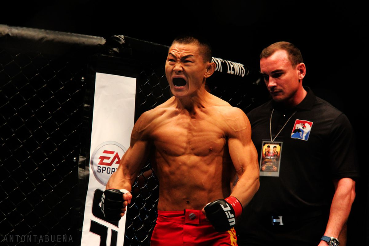 UFC's Ning Guangyou fails drug test for clenbuterol, USADA