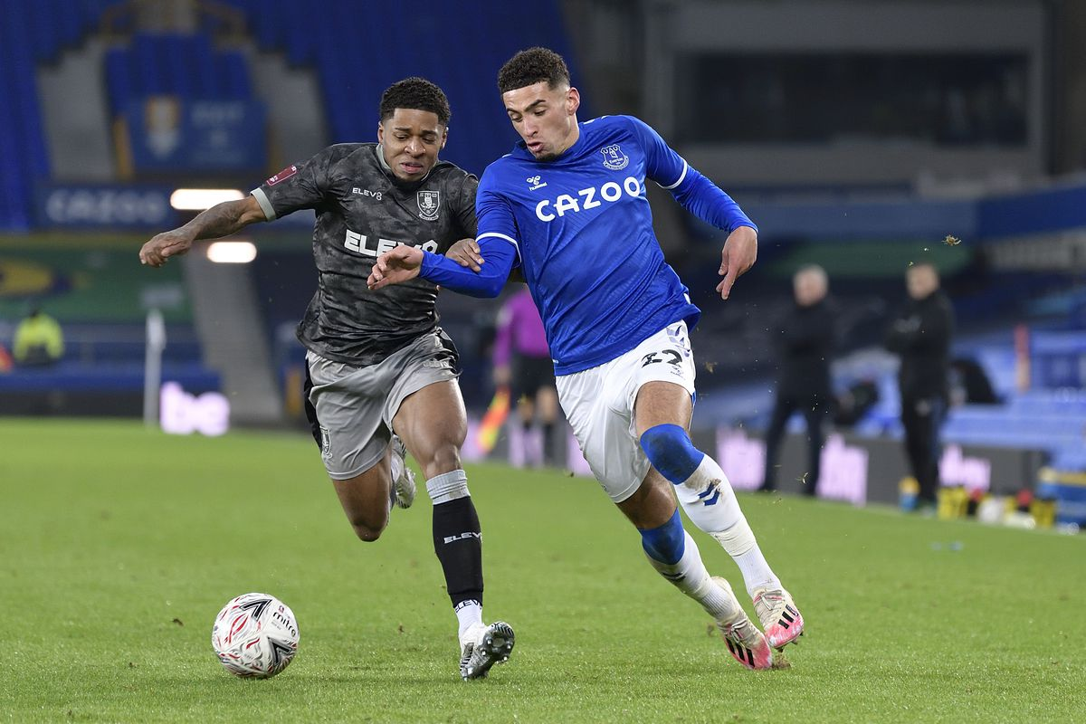Everton v Sheffield Wednesday: The Emirates FA Cup Fourth Round