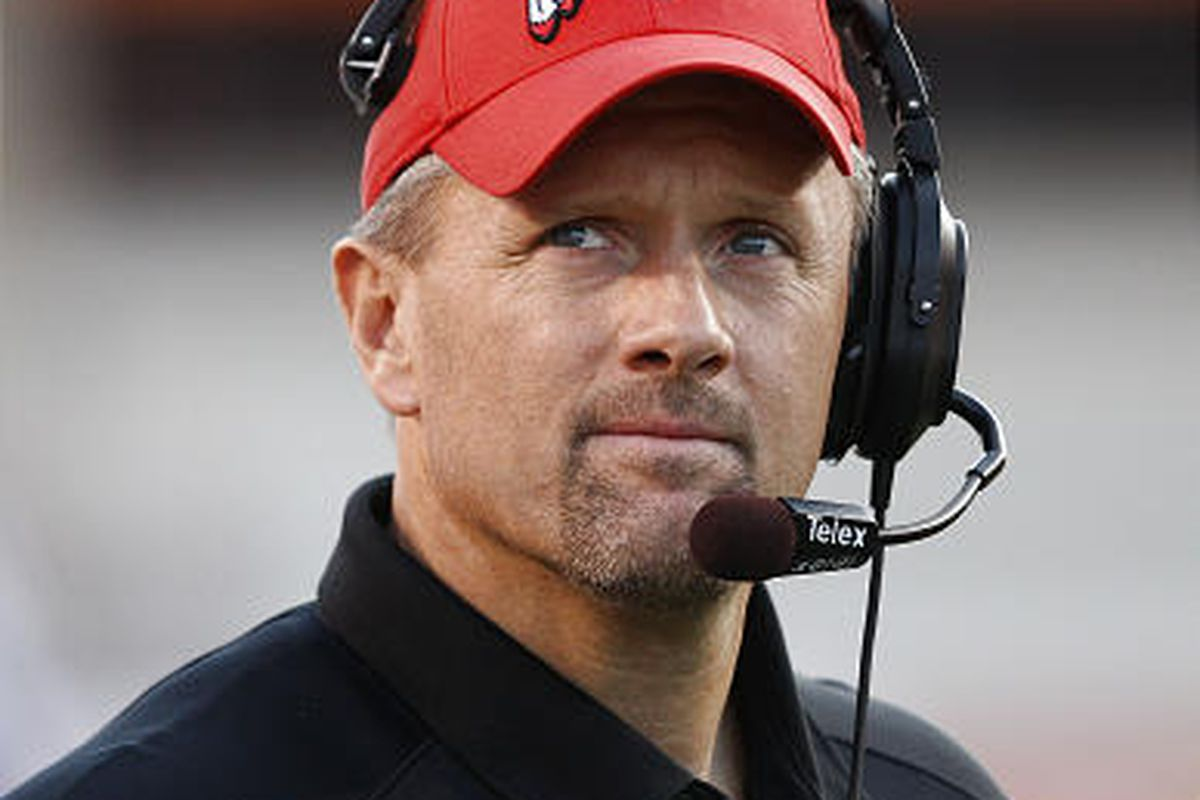 Coach Kyle Whittingham leads Utah into the Pac-12, after going 12-5 against BCS schools while the Utes were in the Mt. West Conference.