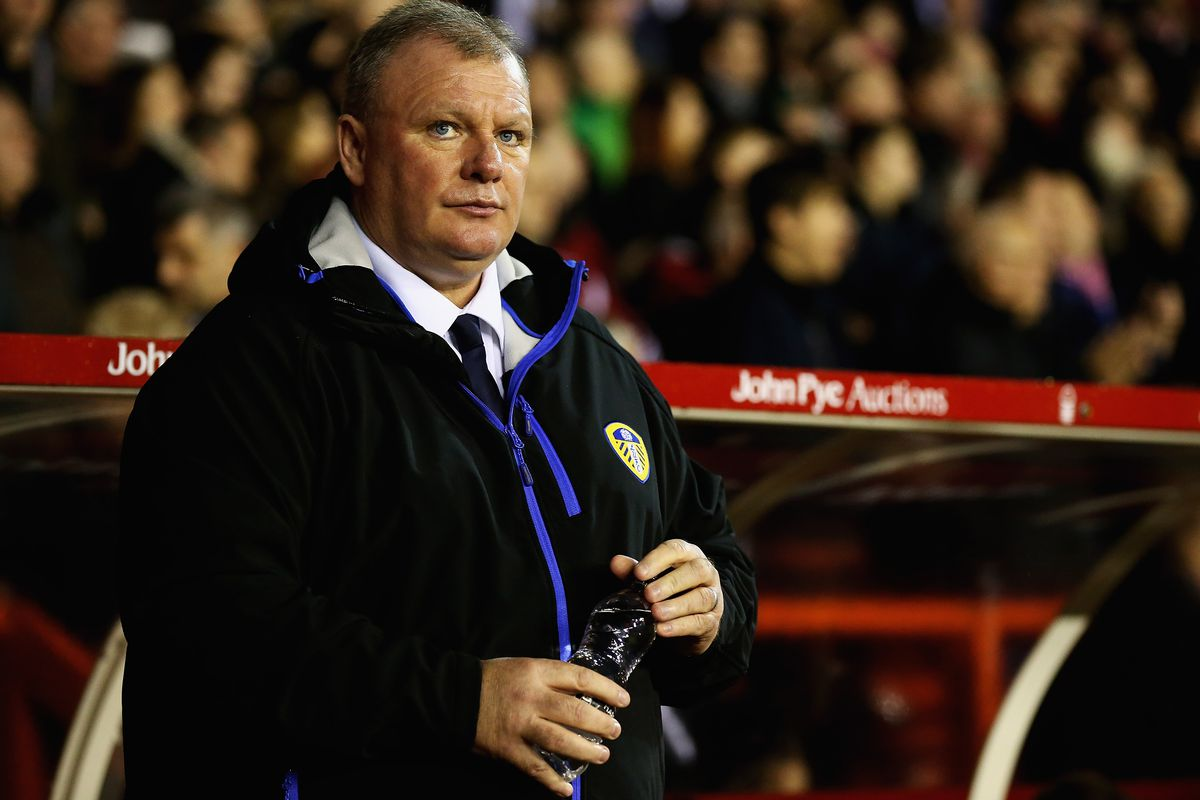 Evans looks on, unpleased with the performance today.