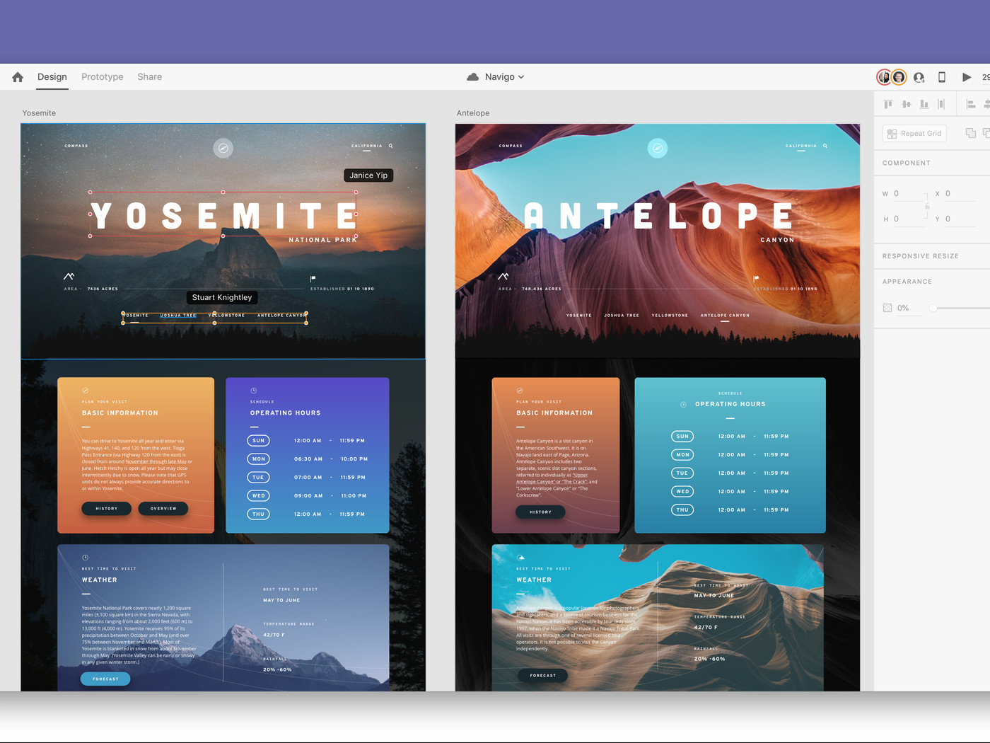 Adobe Xd Does Collaborative Editing Now Just Like Figma The Verge