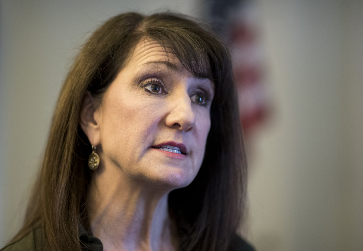 Marie Newman, who is challenging Rep. Dan Lipinski (D-IL), in the 2018 Illinois primary election