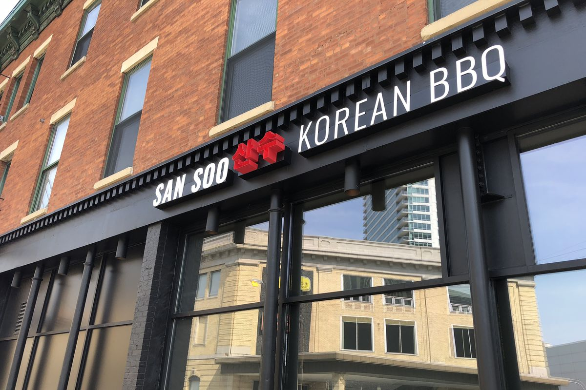 Chicago S Most Acclaimed Korean Barbecue To Open Modern