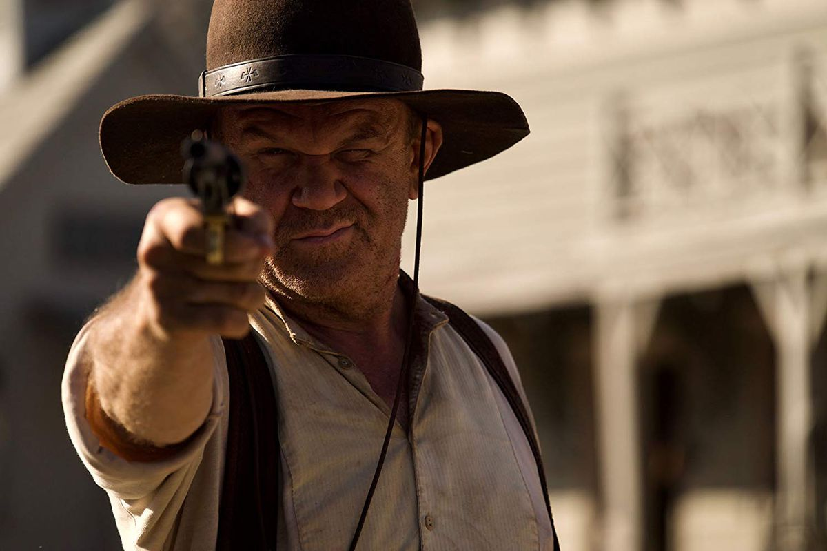 John C. Reilly stars in The Sisters Brothers, out September 21.