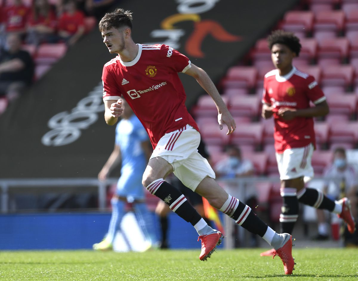 Manchester United U23 v Manchester City EDS: Premier League 2