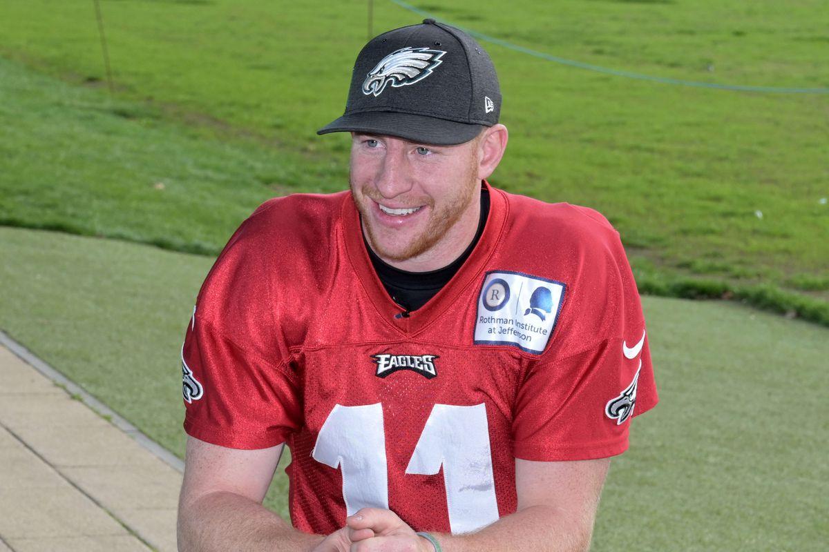 NFL: International Series-Philadelphia Eagles Practice