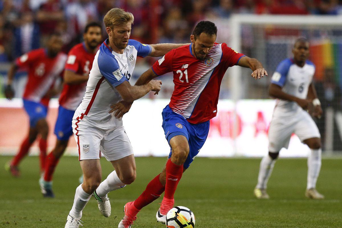 UNA VEZ MÁS!!! Costa Rica pierde puntos contra USA por supuesta alineación indebida!