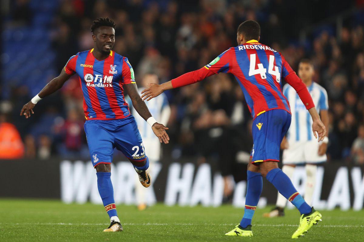 Crystal Palace v Huddersfield Town - Carabao Cup Third Round