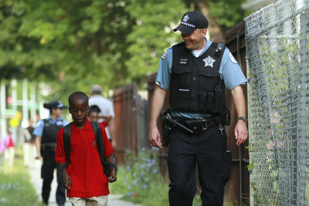 why having police in schools is a problem in 3 charts vox