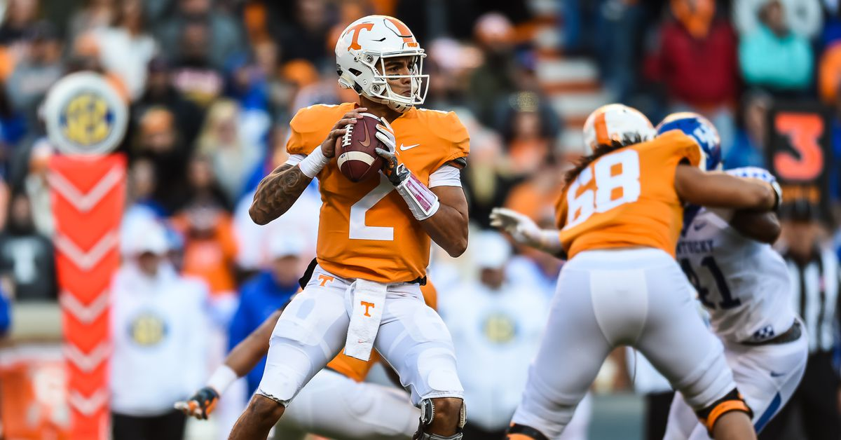 Vol Football: ESPN's FPI Projects Tennessee's 2019 Wins
