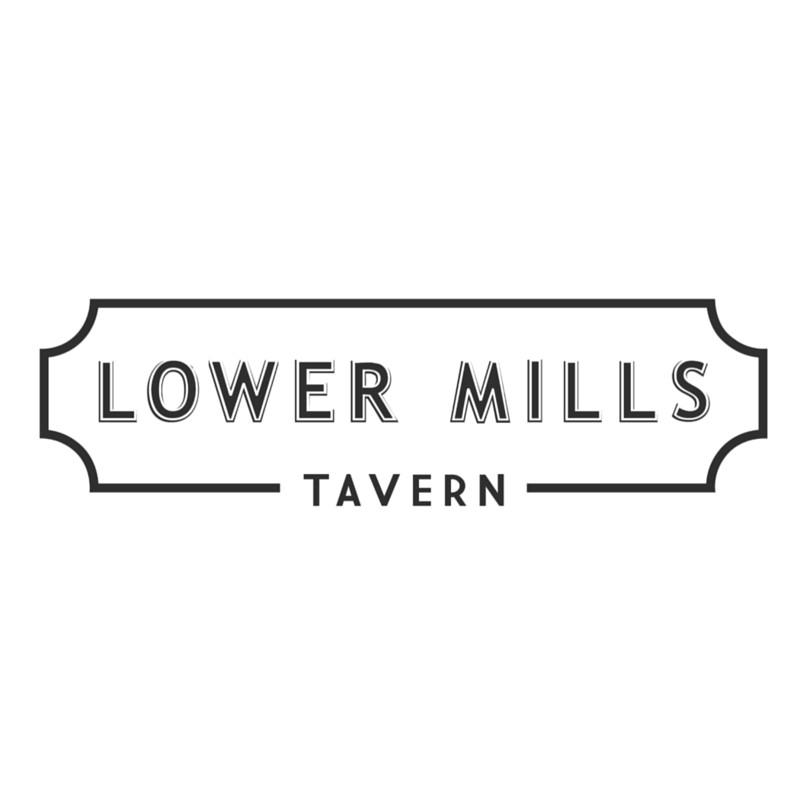 Lower Mills Tavern logo
