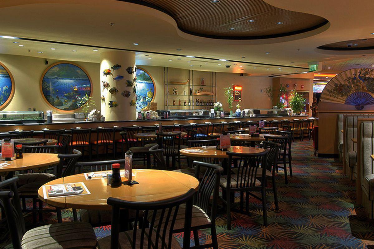 Koji Sushi Bar & China Bistro