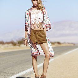 Photos: H&M x Coachella.