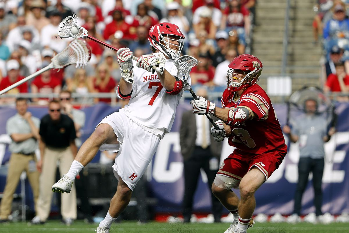Maryland tops Ohio State, wins NCAA men's lacrosse championship