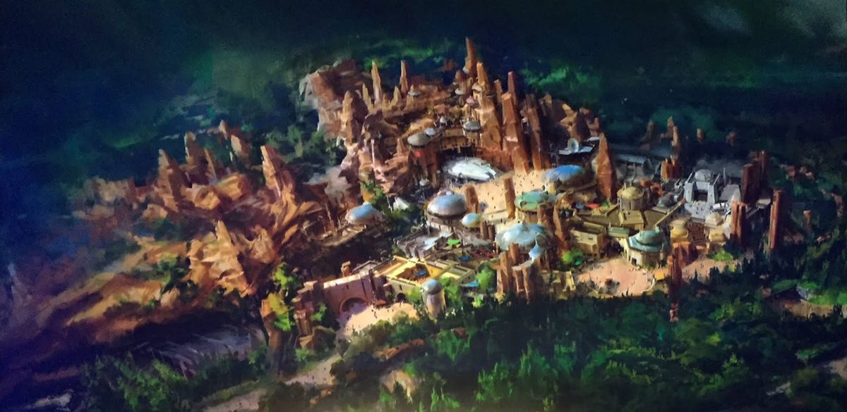 7 Things To Know About Disney S New Star Wars Theme Park