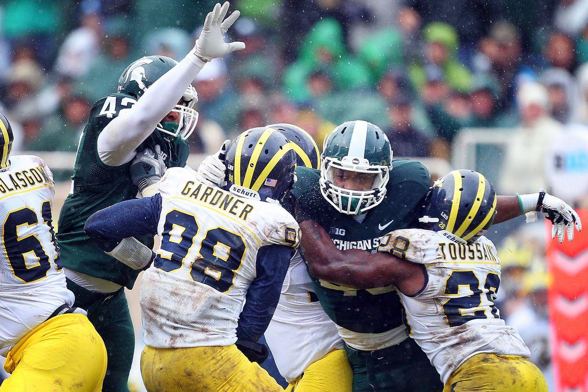 Devin Gardner will see the MSU defense in his nightmares